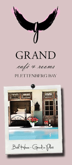 Contact Grand Café and Rooms Plettenberg Bay