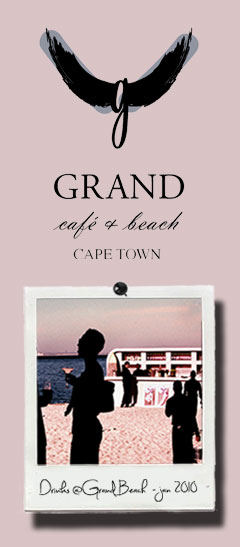 Contact Grand Café and Beach Cape Town