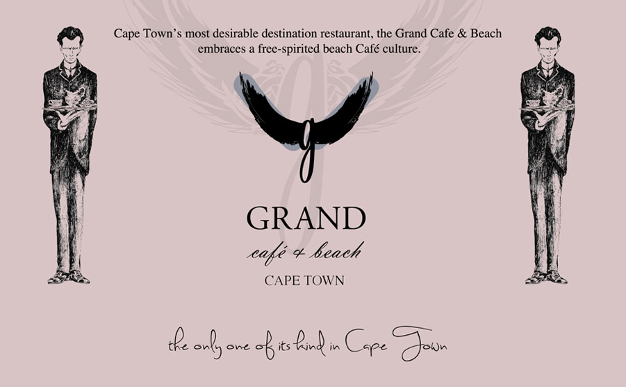 Grand Cafe and Beach Cape Town
